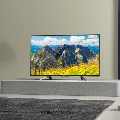Sony 49X7500F Android